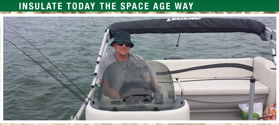 Insulate Today the Space Age Way | float and foam services