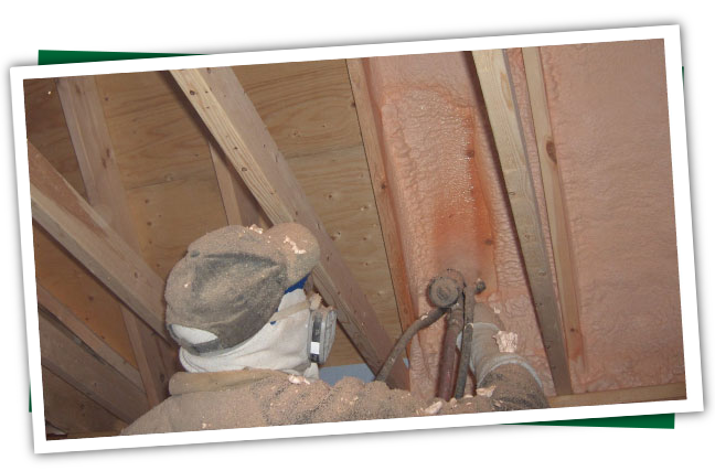 We offer reliable insulation work for your home